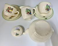 English Ceramic Childs Nursery Part Tea Set c.1930 (3 of 4)