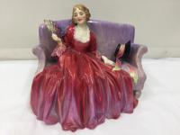 Royal Doulton Sweet & Twenty Figurine Group HN 1298 early production model