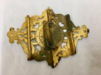 Antique Persian Enamel Belt Clasp c.1900 (3 of 4)