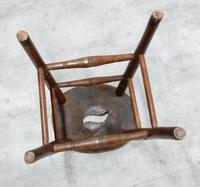 19th Century Country Stool (5 of 5)