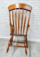 Large Windsor Lathback Armchair (6 of 6)