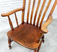 Large Windsor Lathback Armchair (5 of 6)