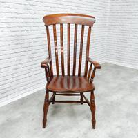 Large Windsor Lathback Armchair (2 of 5)