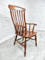 Large Windsor Lathback Armchair (3 of 5)