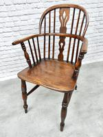 4 X Windsor Lowback Armchairs (8 of 9)
