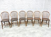 Set of 6 Windsor Kitchen / Dining Chairs (2 of 6)
