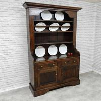 Antique Pine Kitchen Dresser (2 of 5)