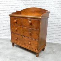Victorian Pine Chest of Drawers (2 of 6)