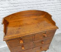 Victorian Pine Chest of Drawers (3 of 6)