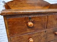 Victorian Pine Chest of Drawers (6 of 6)