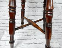 Antique Bar / Kitchen Stool (5 of 6)
