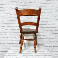 Antique Child's Barback Chair (4 of 4)