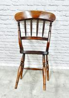 Set of 4 Windsor Kitchen / Dining Chairs (5 of 5)