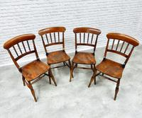 Set of 4 Windsor Kitchen / Dining Chairs (2 of 5)