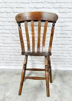 Set of 6 Vintage Windsor Kitchen Chairs (6 of 6)
