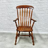 North Country Windsor Lathback Armchair (2 of 6)