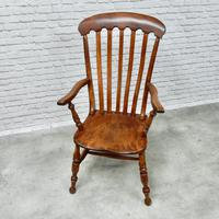 North Country Windsor Lathback Armchair (3 of 6)