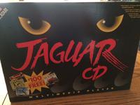 Atari Jaguar Sega Mega CD (including software)