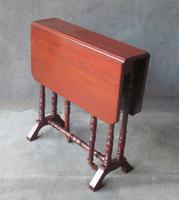 Mahogany Sutherland Table C.1900