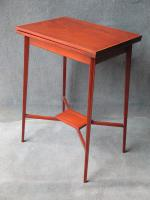 Small Fold-Over Card Table c.1910