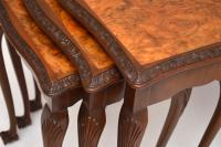 Antique Burr Walnut Nest of Tables (6 of 9)
