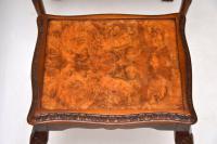 Antique Burr Walnut Nest of Tables (9 of 9)