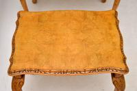 Queen Anne Style Walnut Nest of Tables c.1930 (7 of 8)