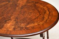 Antique Burr Walnut Nest of Four Tables (8 of 12)