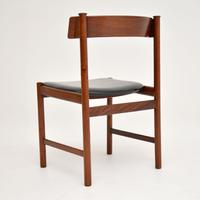 1960s Danish Vintage Rosewood Dining Chairs – Set of 6 (10 of 15)