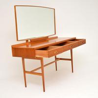 1960s Vintage Mahogany Dressing Table by Robert Heritage (9 of 12)