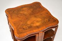1920s Art Deco Walnut Nesting Coffee Table (8 of 10)