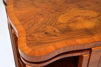 1920s Art Deco Walnut Nesting Coffee Table (3 of 10)