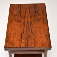 1960s Danish Rosewood Drinks Trolley by Kurt Ostervig (4 of 13)