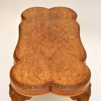 Burr Walnut Coffee Table c.1930 (4 of 7)