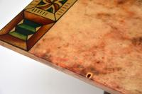 1960s Italian Lacquered Parchment Coffee Table by Aldo Tura (10 of 11)