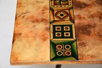 1960s Italian Lacquered Parchment Coffee Table by Aldo Tura (7 of 11)