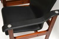 Pair of Vintage Danish Rosewood & Leather Armchairs (12 of 12)