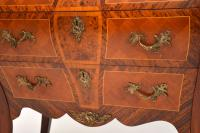 French Marble Top Bombe Chest c.1930 (6 of 10)