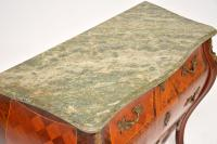 French Marble Top Bombe Chest c.1930 (8 of 10)