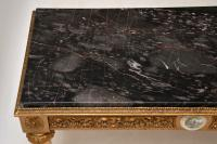 French Marble Top Gilt Coffee Table (10 of 11)