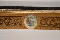French Marble Top Gilt Coffee Table (4 of 11)