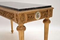 French Marble Top Gilt Coffee Table (7 of 11)