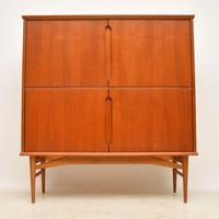 1960s Danish Vintage Teak Fredericia Drinks Cabinet (2 of 12)