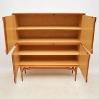 1960s Danish Vintage Teak Fredericia Drinks Cabinet (5 of 12)
