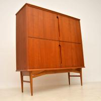 1960s Danish Vintage Teak Fredericia Drinks Cabinet (7 of 12)