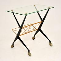 1960s Vintage Italian Side Table by Angelo Ostuni (10 of 13)