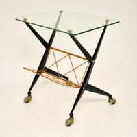 1960s Vintage Italian Side Table by Angelo Ostuni (2 of 13)