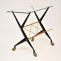 1960s Vintage Italian Side Table by Angelo Ostuni (4 of 13)