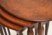 Antique Burr Walnut Nest of Tables (6 of 6)