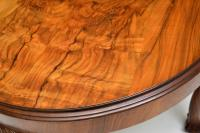 Antique Figured Walnut Coffee Table (5 of 6)